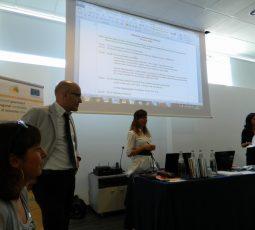 Sedinta Grup de Conducere Proiect SEE INNOVA si INNOVATION FAIR – Civitanova Marche, Italia