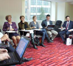 Cea de-a doua intalnire a Grupului de Lucru pentru proiectul SEE INNOVA- 11.10.2013