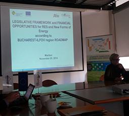 Atelier de invatare mutuala – Maribor, Slovenia