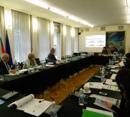 Conferinta de presa demarare proiect Energy Vision 2020 for South East European Cities – Sofia 23 – 26 ianuarie 2013